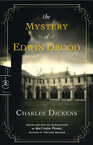 9780812980455: The Mystery of Edwin Drood (Modern Library Classics)