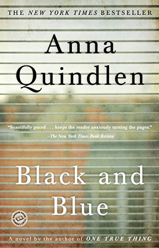 9780812980493: Black and Blue: A Novel (Random House Reader's Circle)