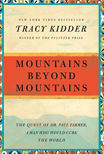 9780812980554: Mountains Beyond Mountains: The Quest of Dr. Paul Farmer, a Man Who Would Cure the World (Random House Reader's Circle)