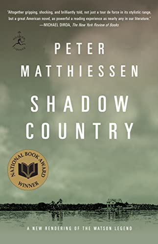 Shadow Country (Modern Library Paperbacks): Matthiessen, Peter