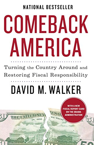 9780812980721: Comeback America: Turning the Country Around and Restoring Fiscal Responsibility