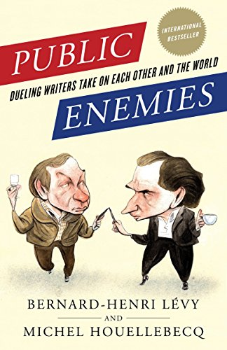 9780812980783: Public Enemies: Dueling Writers Take On Each Other and the World