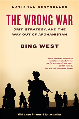 9780812980905: The Wrong War: Grit, Strategy, and the Way Out of Afghanistan