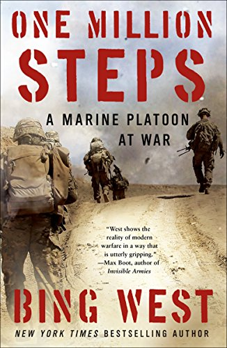 9780812980912: One Million Steps: A Marine Platoon at War