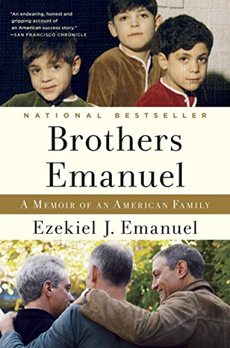 9780812981261: Brothers Emanuel: A Memoir of an American Family