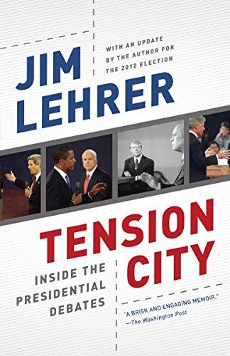 9780812981438: Tension City: Inside the Presidential Debates