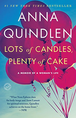 9780812981667: Lots of Candles, Plenty of Cake: A Memoir of a Woman's Life