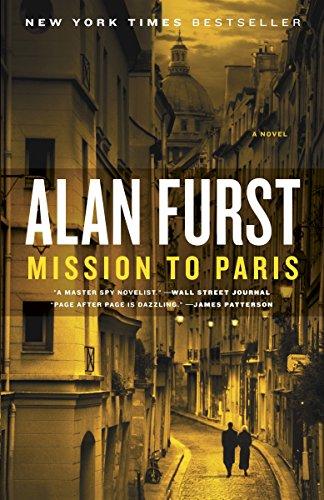 9780812981827: Mission To Paris