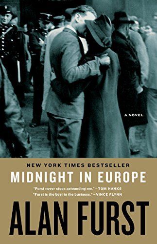 9780812981834: Midnight in Europe: A Novel