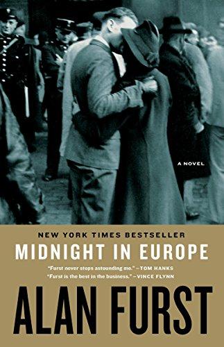 9780812981834: Midnight in Europe