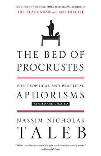 9780812982404: The Bed of Procrustes: Philosophical and Practical Aphorisms: 4 (Incerto)