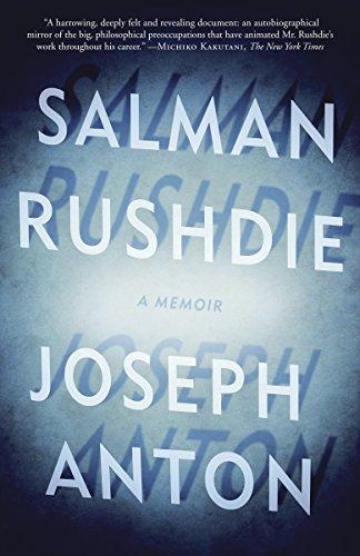 9780812982602: Joseph Anton: A Memoir