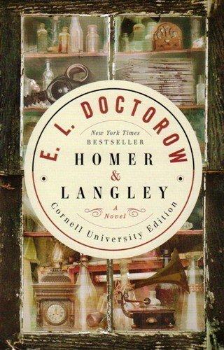 9780812982794: Homer & Langley, A Novel (Cornell University Edition)