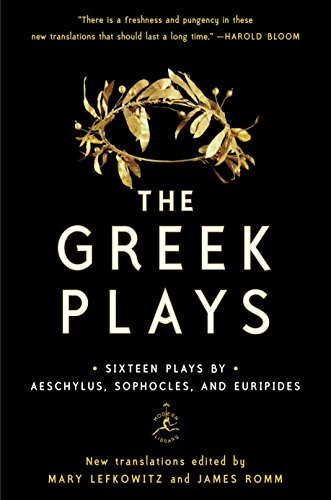 9780812983098: The Greek Plays: Sixteen Plays by Aeschylus, Sophocles, and Euripides (Modern Library Classics)