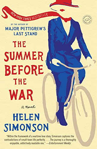 9780812983203: The Summer Before the War: A Novel