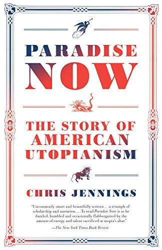 9780812983890: Paradise Now: The Story of American Utopianism
