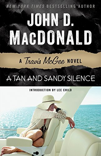 9780812984033: A Tan and Sandy Silence: A Travis McGee Novel