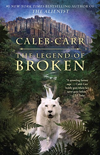 9780812984521: The Legend Of Broken