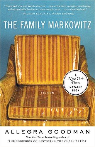 9780812984552: The Family Markowitz: Fiction