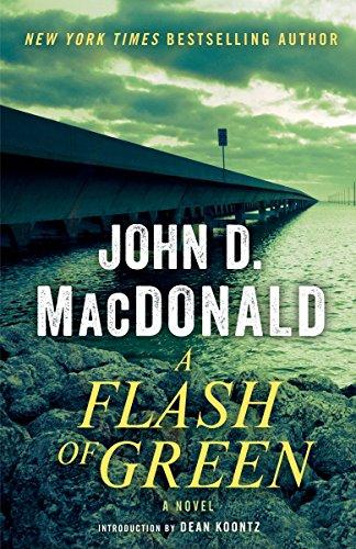 9780812985283: A Flash of Green: A Novel