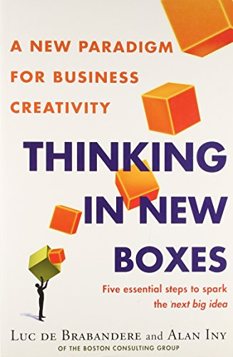 9780812986365: Thinking in New Boxes