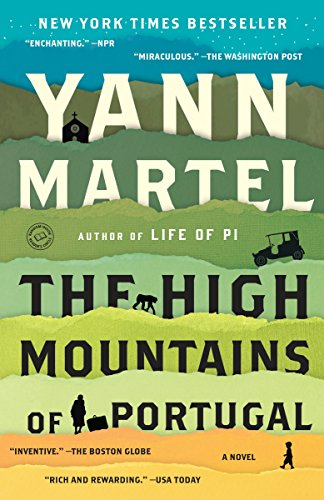9780812987034: The High Mountains of Portugal: A Novel