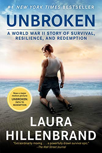 9780812987119: Unbroken (Movie Tie-in Edition): A World War II Story of Survival, Resilience, and Redemption