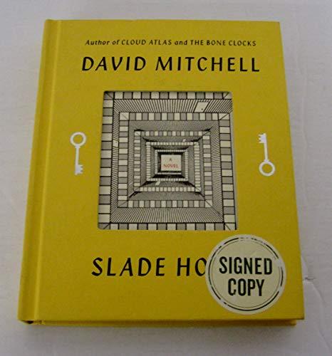 David Mitchell Slade House (Signed Edition w/COA): David Mitchell