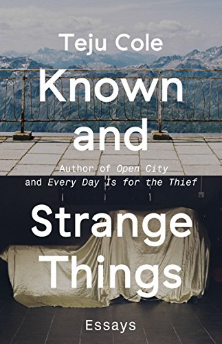 [signed] Known and Strange Things: Essays (Signed)