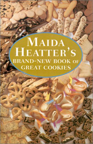 Maida Heatter's Brand-New Book of Great Cookies (0812991753) by Maida Heatter