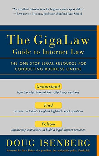 9780812991987: GigaLaw Guide to Internet Law