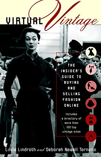 9780812992007: Virtual Vintage: The Insider's Guide to Buying and Selling Fashion Online