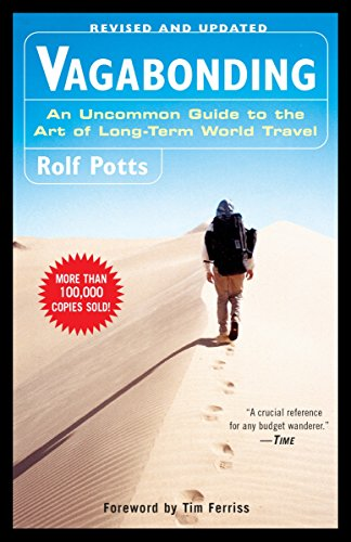 9780812992182: Vagabonding: An Uncommon Guide to the Art of Long-Term World Travel