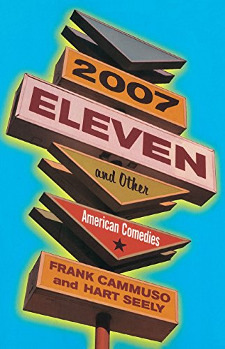 9780812992489: 2007-Eleven: and Other American Comedies