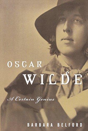 9780812992618: Oscar Wilde: A Certain Genius