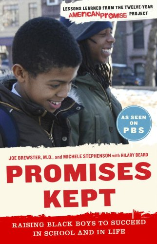 9780812994483: Promises Kept: Raising Black Boys to Succeed in School and in Life