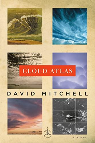 Cloud Atlas (First U.S. Hardcover Edition): David Mitchell