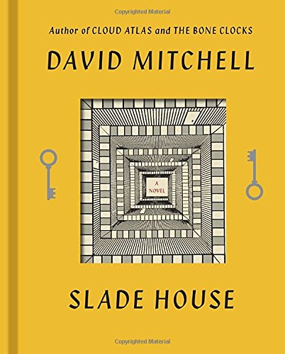 Slade House A Novel: Mitchell, David