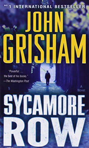 9780812999051: Sycamore Row: A Novel