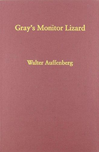 Gray's Monitor Lizard: Auffenberg, Walter