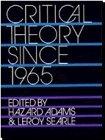 Critical Theory Since 1965: Adams, Hazard, Searle,