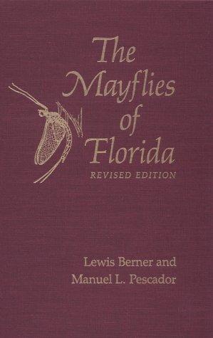 9780813008455: The Mayflies of Florida