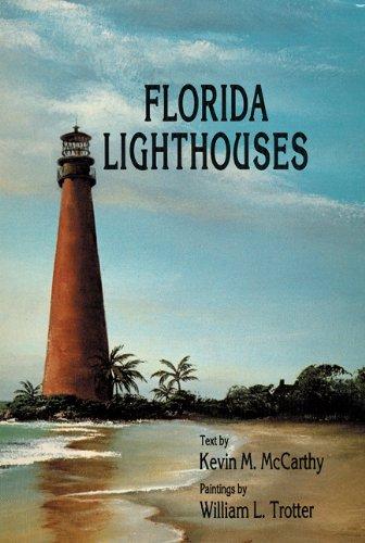 Florida Lighthouses (Florida Sand Dollar Book): Mccarthy, Kevin