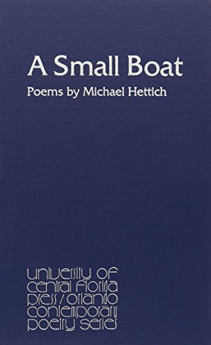 9780813010090: A Small Boat (Contemporary Poetry Series)