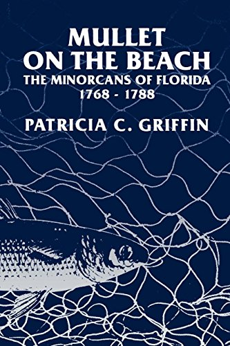 9780813010939: Mullet on the Beach: The Minorcans of Florida, 1768-1788 (Florida Sand Dollar Books)