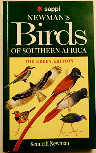 9780813014272: Newman's Birds of Southern Africa: The Green Edition
