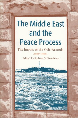 9780813015545: The Middle East and the Peace Process: The Impact of the Oslo Accords
