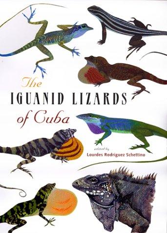 9780813016474: The Iguanid Lizards of Cuba