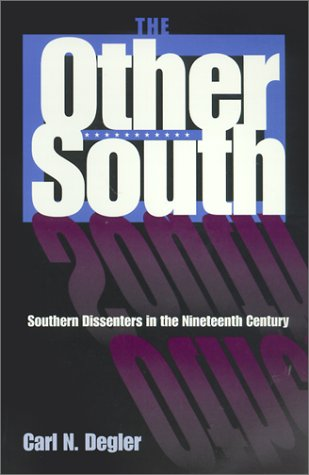 9780813018300: The Other South: Southern Dissenters in the Nineteenth Century