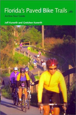 9780813018515: Florida's Paved Bike Trails